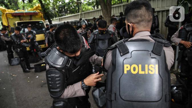 Wagub DKI Minta Polisi Tak Terpancing Provokasi Saat Amankan Demo
