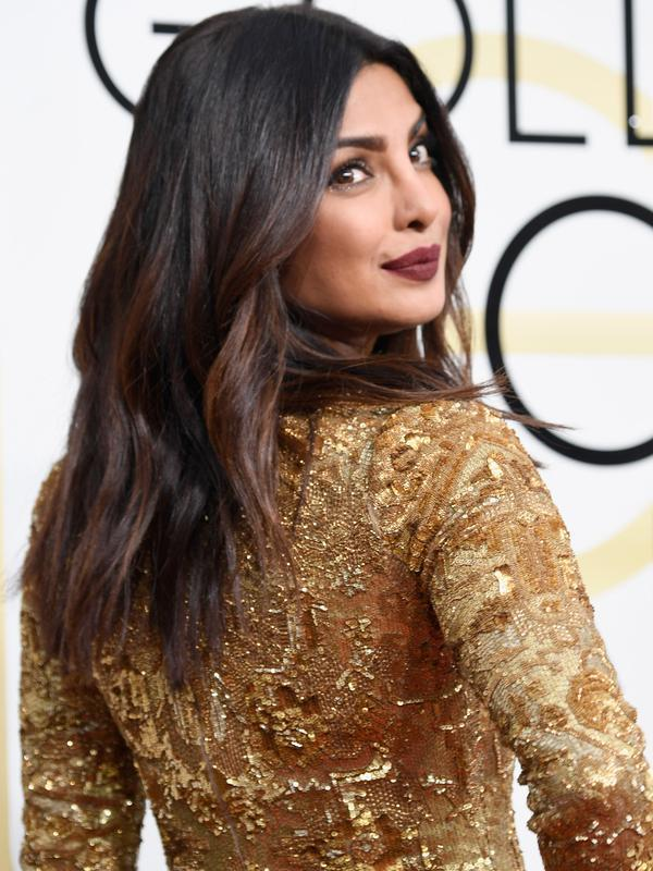 Priyanka Chopra (Frazer Harrison/GETTY IMAGES NORTH AMERICA/AFP)