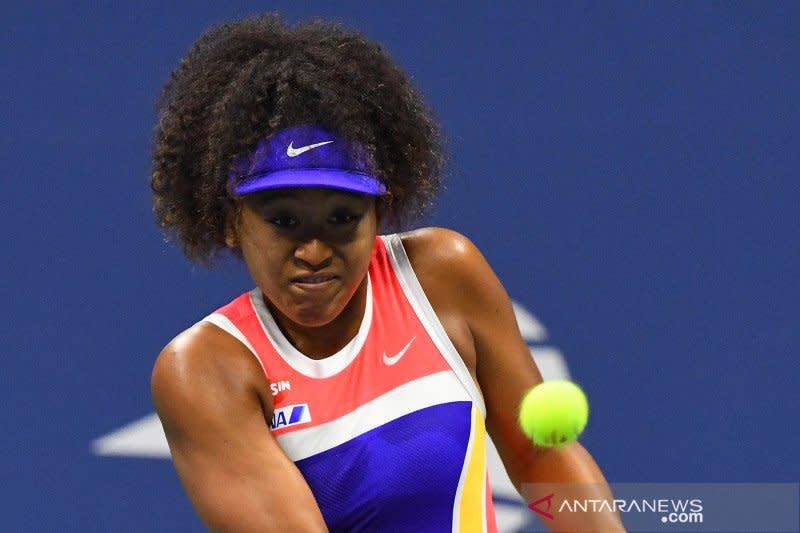 Osaka mundur dari French Open karena cedera hamstring