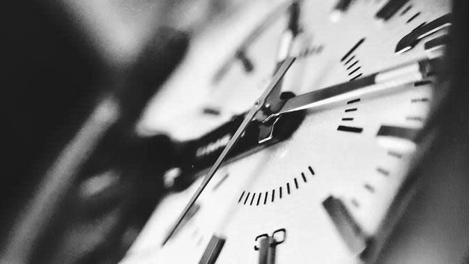 Jam tangan/Unsplash Noor