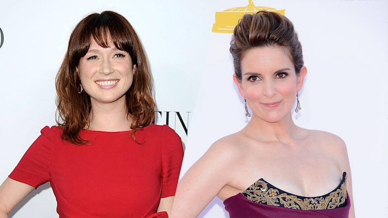 NBC Gives Series Order to Ellie Kemper Comedy from Tina Fey