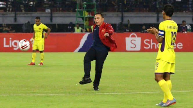 Selama Pilkada, Tak Ada Izin dari Polri untuk Liga 1 2020