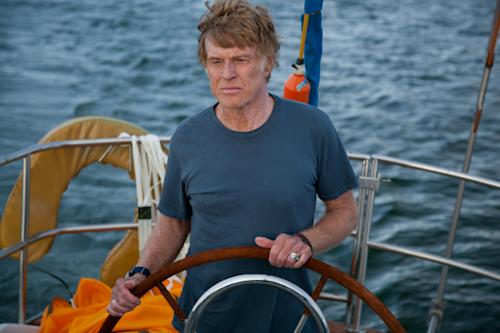 'All Is Lost' Review: Robert Redford Lets the Ocean Do the Talking