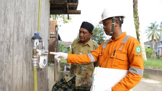 Foto: PT Perusahaan Gas Negara (Persero) Tbk