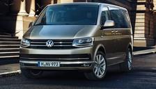 2017 Volkswagen Multivan
