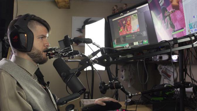 Meski Lumpuh, Gamer Ini Direkrut Tim Esports Profesional Luminosity Gaming