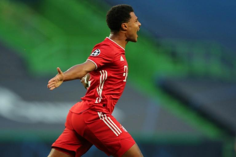 Gnabry eyes Champions League title after stirring display for Bayern Munich