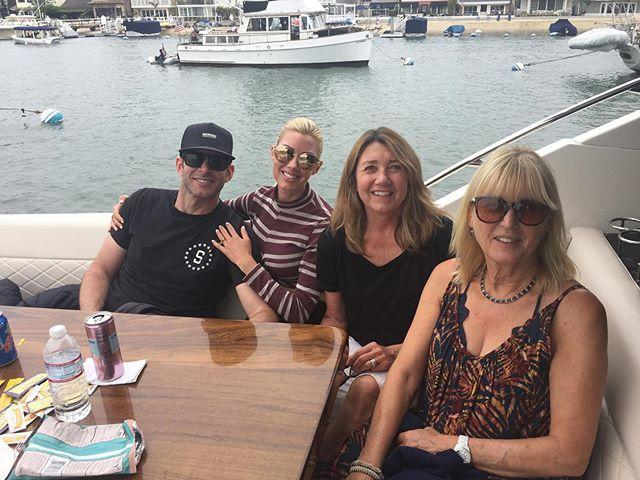 "<p>Tarek El Moussa and girlfriend Heather Rae Young spent Mother's Day on a double date—with their moms! Glad to see their families get along so swimmingly. Is anyone else crossing their fingers for a wedding?</p><p><a href=""https://www.instagram.com/p/CABrKxjpmkm/"">See the original post on Instagram</a></p>"