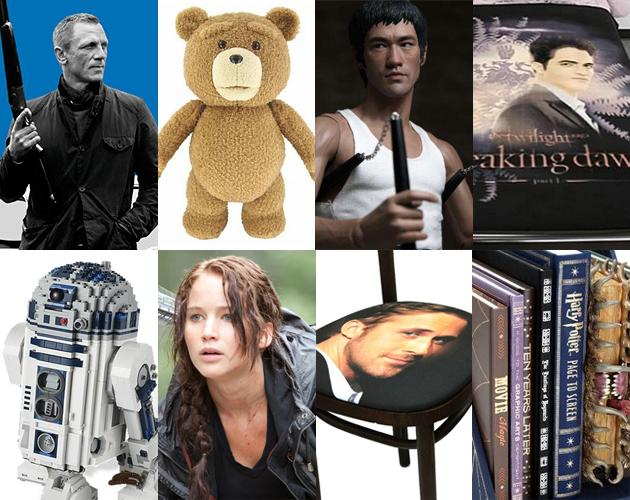 Yahoo! Movies 2012 Ultimate Holiday Gift Guide