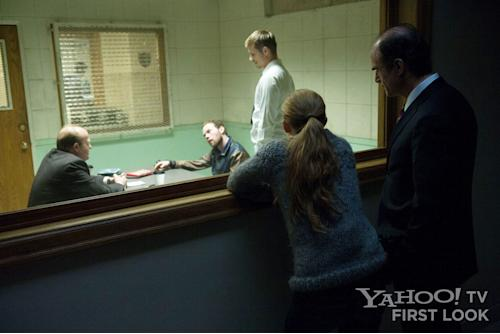 'The Killing' Exclusive Photos: Holden and Linden, Together Again?