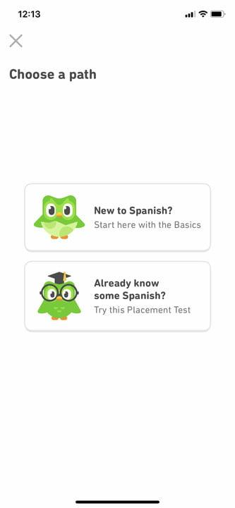 Duolingo best apps to learn Spanish