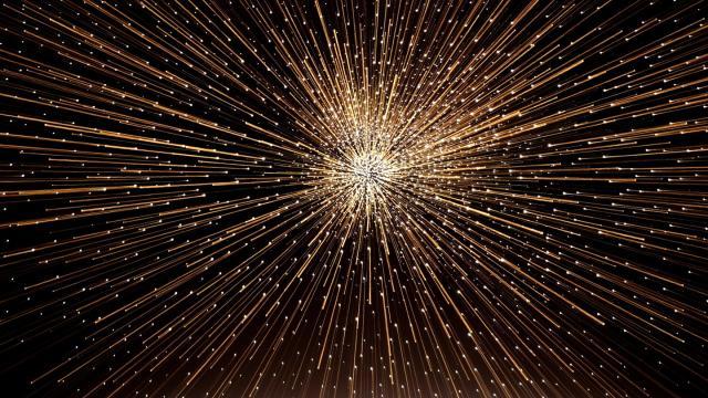 Der Urknall glüht nach. Das hat der Physiknobelpreisträger James Peebles zwar nicht gemessen, aber immerhin vorhergesagt. ©kyoshino/Getty Images