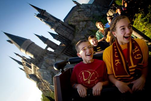 Harry Potter theme park expanding in Orlando and beyond