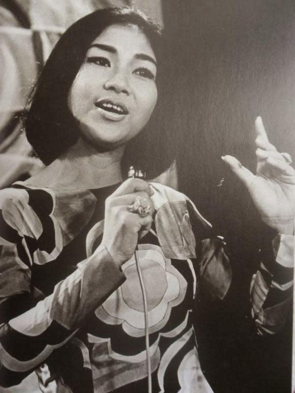 Potret masa muda Titiek Puspa. (Sumber: kapanlagi.com)