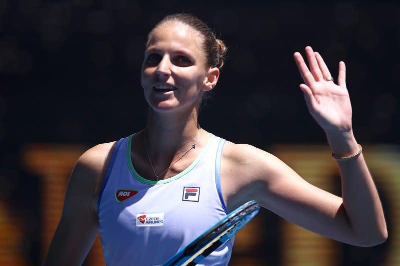Kalahkan Blinkova, Pliskova melenggang ke perempat final Italian Open