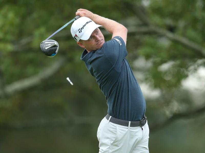 Golf: Long rides red hot putter to Puntacana lead