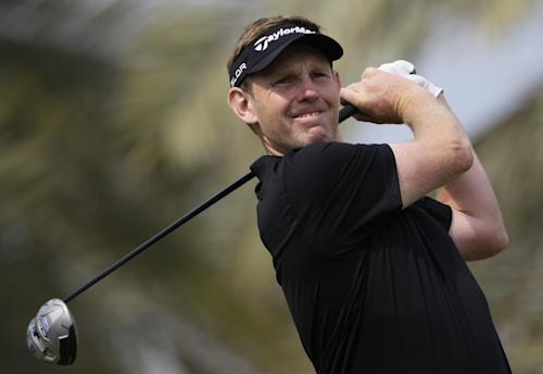 Gallacher wins Dubai Desert Classic by 1 stroke