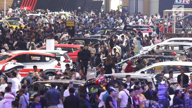 Top3 Berita Hari Ini: Jakarta Auto Week dan Hindari Ngerem Pakai Kaki Kiri