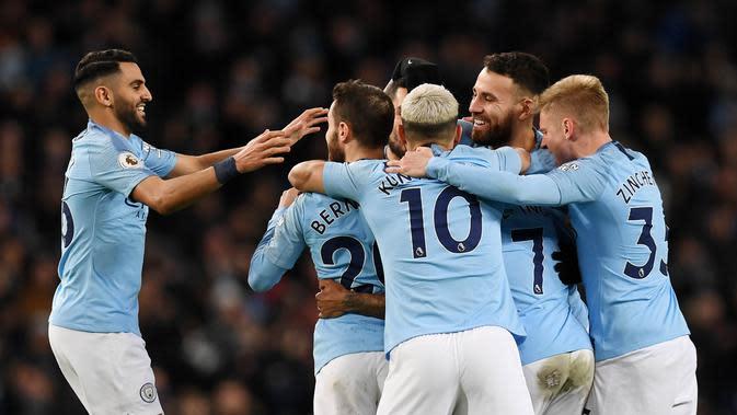 1. Manchester City - 1.02 miliar euro. (AFP/Paul Ellis)