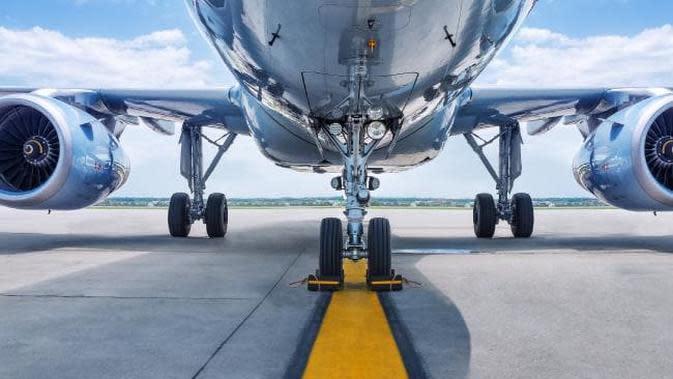 Ilustrasi bandara. (iStock)