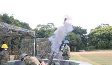 步兵302旅教召實彈射擊 展訓練成果