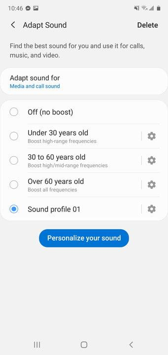 galaxy s9 tips and tricks screenshot 20200610 104622 adapt sound