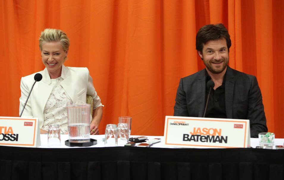 "The Netflix Original Series ""Arrested Development"" Press Conference"