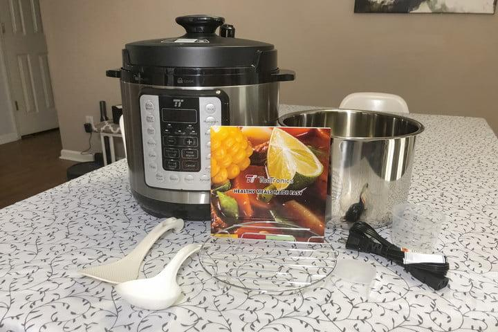 TaoTronics 10-in-1 Pressure Cooker review