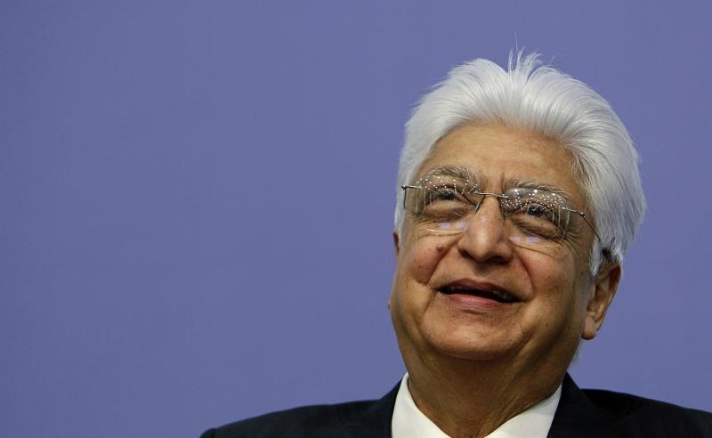 Azim Premji (AP Photo/Aijaz Rahi)