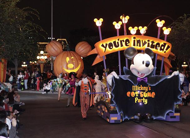 The Happiest Place on Earth is About to Get Spookier: Disneyland Resort Celebrates Halloween Time 2012, Sept. 14 Through Oct. 31
