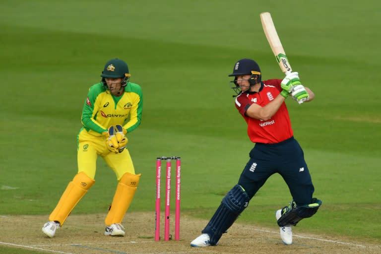 Buttler stars as England clinch Australia T20 series win