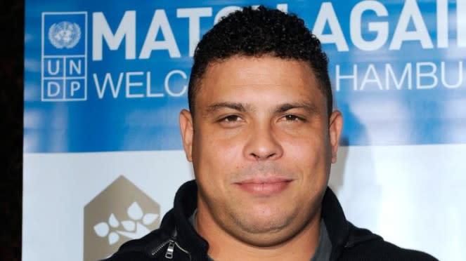 Legenda Brasil, Ronaldo Luis Nazario de Lima