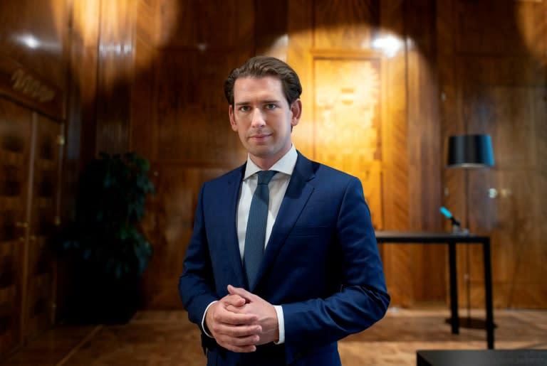 Austria's Kurz warns against EU asylum-seeker distribution