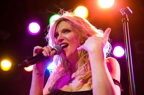 Courtney Love Thinks She May Have Found Missing Malaysian Plane