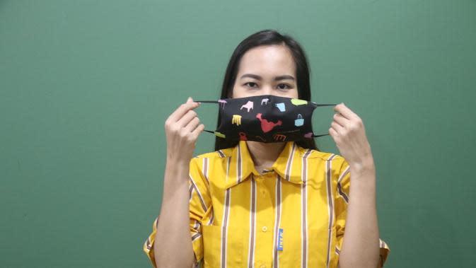 Merayakan ulang tahunnya yang keenam, IKEA Indonesia donasikan masker kain untuk masyarakat yang membutuhkan (Foto: IKEA Indonesia)