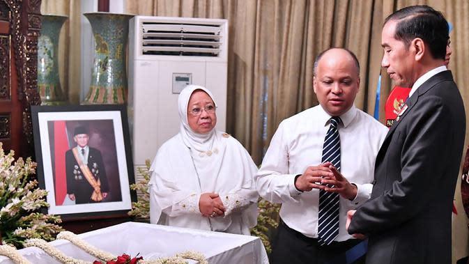 Tahlilan Selama 40 Hari di Rumah BJ Habibie Terbuka untuk Publik