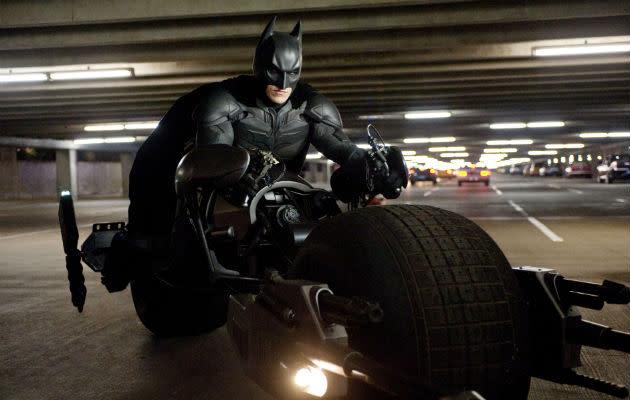 'Zero love' for Dark Knight Rises from Oscar judges