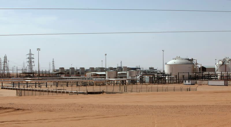Libya's Sharara oilfield declares force majeure after brief shutdown
