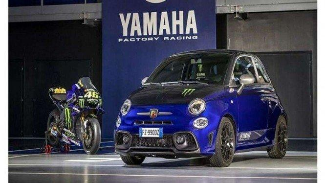 Mobil Mungil Ini Dibikin Kayak Motor Balap Valentino Rossi