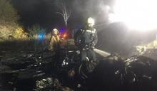 烏克蘭軍機墜毀 死者含軍校生