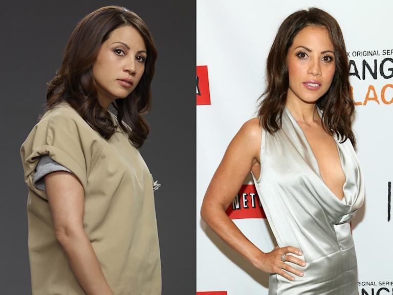 """Orange is the New Black"": Elizabeth Rodriguez"