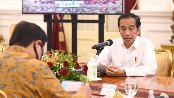 4 Pernyataan Jokowi Terkait Perkembangan Terkini Kasus Corona Covid-19