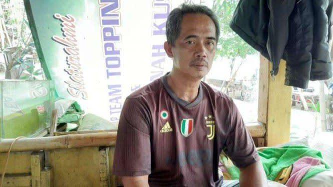 Pemilik Warung Dekat Penemuan Mayat Editor Metro TV: Pisau Saya Begini