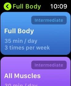 best fitness apps apple watch smartgym1