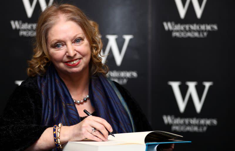 Mantel unveils final volume in award-winning Thomas Cromwell trilogy