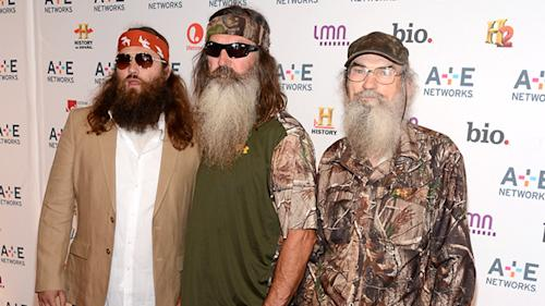 'Duck Dynasty' Star Phil Robertson Breaks Silence: I'm Just Quoting What God Said