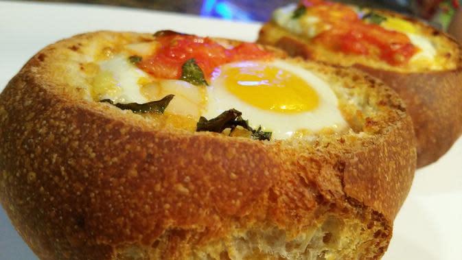 Ilustrasi roti isi telur. (Gambar oleh richardvil dari Pixabay)