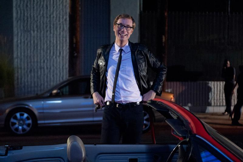 Stephen Merchant on How to Make the Bizarro 'Entourage'