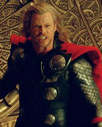 Chris Hemsworth Bulked Up Too Much for His 'Thor' Costume