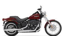 2009 Harley-Davidson Softail FXSTB